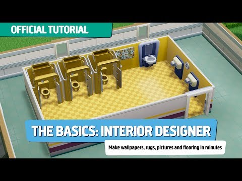 Two Point Hospital: Interior Designer Free Update Overview [OUT NOW!]