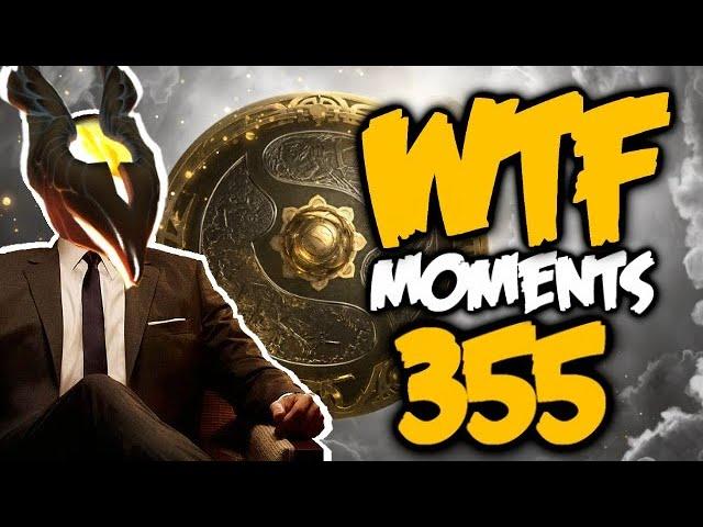 Dota 2 WTF Moments 355