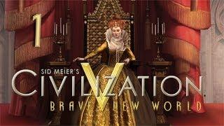 England -1- Civilization V: Brave New World