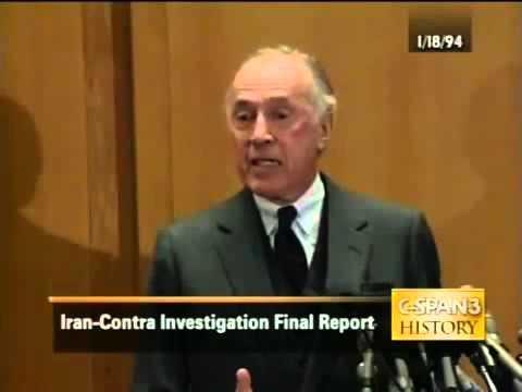 Iran Contra Investigation Final Report