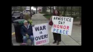 Armistice Day Commemoration Fort Wayne Indiana