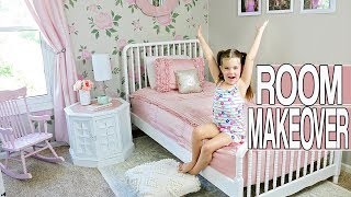 Girl Room Decorating Ideas Room Makeover