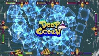 Deep Ocean Fish Game Software for Ocean King