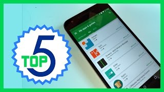Top 5 Android apps of the week 1/13/17