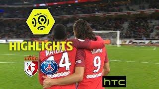 LOSC - Paris Saint-Germain (0-1) - Highlights - (LOSC - PARIS) / 2016-17