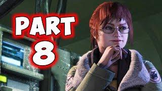 Batman Arkham Origins - Part 8 - Barbara Gordon - Gameplay Walkthrough HD