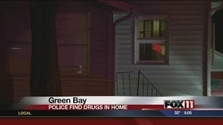 Green Bay drug bust