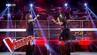 Odri vs Alina - Believer | Confruntari 3 | Vocea Romaniei 2018