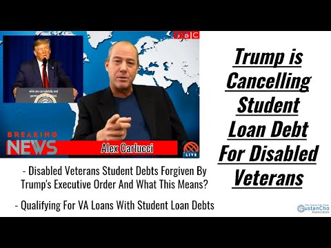 breaking-news:-trump-is-cancelling-student-loan-debt-for-disabled-veterans