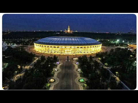 Fifa world cup 2018 russia,  stadiums with fixture