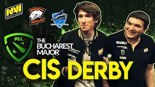 CIS Derby at The Bucharest Major 2018