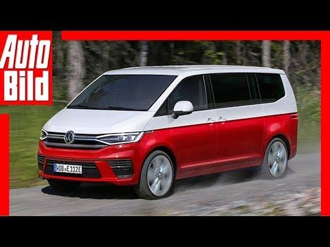 Zukunftsaussicht: VW T7 (2021) Details - Infos - YouTube