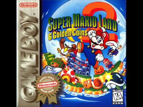 Super Mario Land 2 OST - Seashore