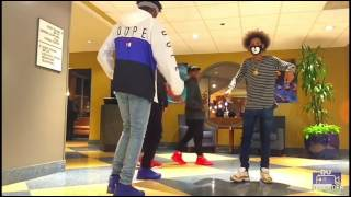 AYO TEO KIDATHEGREAT FIKSHUN RICHHOMIEKEY MUST WATCH!!!OOKAY THEIF OFFICIAL VIDEO AWESOME DANCE