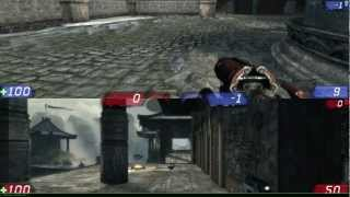 [Tutorial Gamers 2] Unreal Tournament 3 pantalla dividida en la misma PC