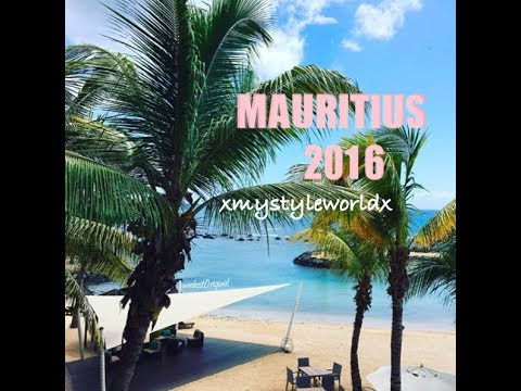 TRAVEL DIARY - Mauritius 2016