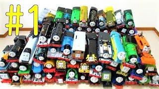 ×77 Thomas & Friends Tokyo Maintenance Factory 2 きかんしゃトーマス 東京整備工場2 thumbnail