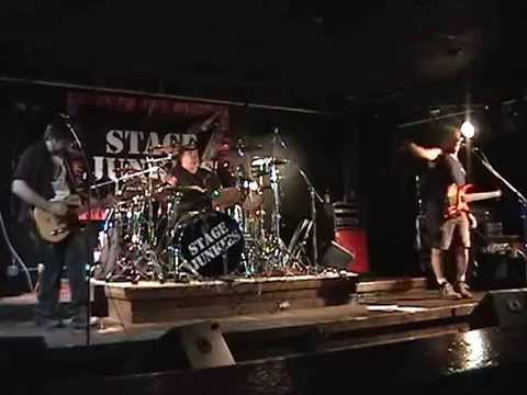 Stage Junkies live at The Rusty Nail