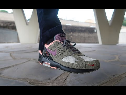 release date: fcc60 d1046 Nike Air Max 180 Dusk (Size  Exclusive) Review FR + On Feet