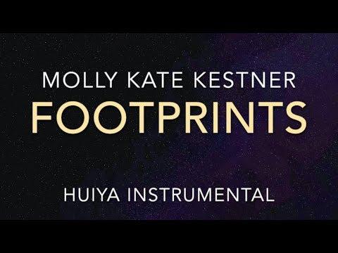[Instrumental/karaoke] Molly Kate Kestner - Footprints [+Lyrics]