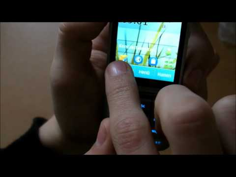 Nokia C3-01 Touch and Type Unboxing + Review [HD+]