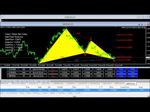 Watch this Harmonic Pattern Scanner in Action