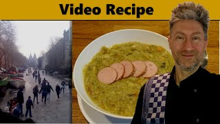 Pea soup - Traditional from Holland