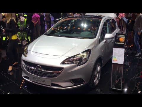 opel corsa 2016 in detail review walkaround interior exterior youtube. Black Bedroom Furniture Sets. Home Design Ideas