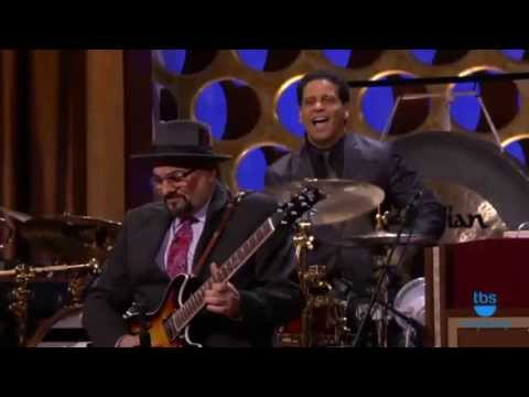 Jimmy Vivino Plays the Falbo Hollow Electric on CONAN