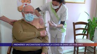 Yvelines | Premières vaccinations contre la Covid 19 dans les Yvelines