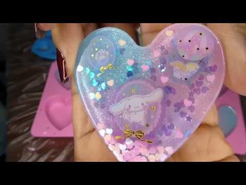 ~How to Make Resin Charms~ DIY, Tutorial