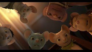 映画「GAMBA ガンバと仲間たち」特報映像が公開 3DCGのネズミが躍動 #Ganba and his close friends #movie