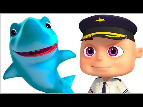 Zool Babies Series - Baby Shark Rescue Episode | Cartoons For Children | Videogyan Kids Shows