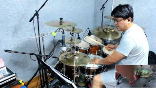 [DRUM COVER] I HAVE NOTTHING Musical Ver.