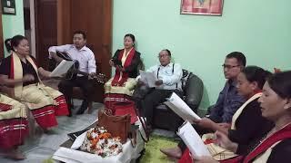 Aaja Prabhu Mere// JTBC women Practicing aSong