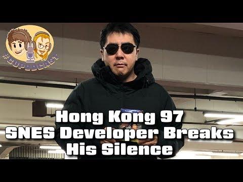 Hong Kong 97 SNES Developer Breaks His Silence - #CUPodcast