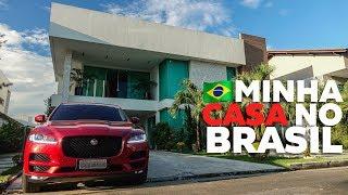 TOUR PELA MINHA CASA NO BRASIL
