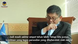 Teuku Taufiqulhadi, Anggota DPR RI Fraksi Partai NasDem