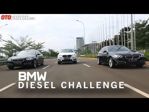 BMW 520d & X5 25d Diesel Challenge | OtoDriver | Supported by Pertamina DEX