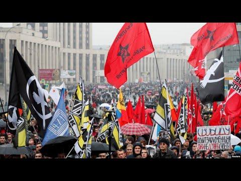Митинг на проспекте