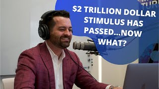 2 Trillion Dollar Bill Has Passed: NOW, WHAT? With J.D. Frost