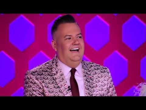 Jaida Essence Hall Vs Sherry Pie - Call You Girlfriend Lipsync | Rupaul Season 12 Episode 2