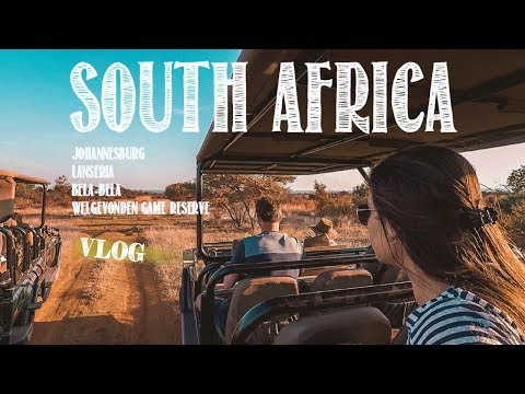 TRAVEL VLOG | SOUTH AFRICA