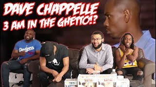 Dave Chappelle 3 AM In The Ghetto Reaction/Review