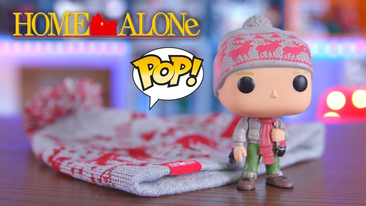 Funko Pop Home Alone Holiday Target Box Exclusive Box Set