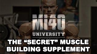 Muscle Building Supplement, Bodybuilding Supplementation Phosphatidic Acid