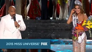 THE 64TH ANNUAL MISS UNIVERSE PAGEANT | Can