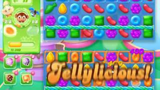 Candy Crush Jelly Saga Level 464 - NO BOOSTERS