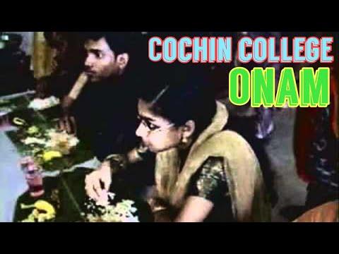 Cochin college onam celebration 2005 to 2008 B.Com batch.wmv