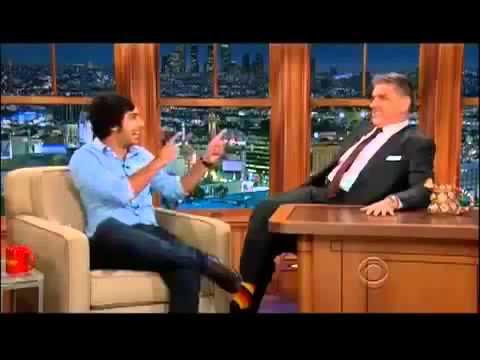 Kunal Nayyar on Craig Ferguson Late Late Show
